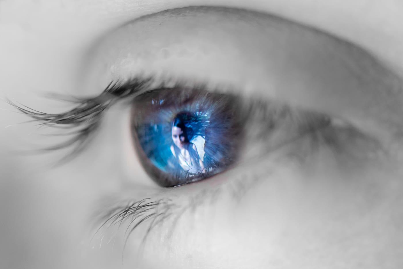 Beauty In The Eye
